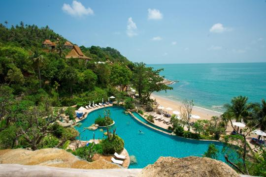 THUSMSANTH Santhiya Koh Phangan Resort & Spa Santhiya Major picture 1