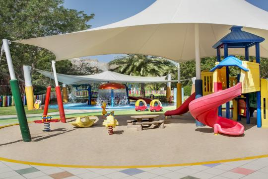 AEDXBALAQA Le Meridien Al Aqah Beach Resort merFJRMDag-135294-Kids Club-High