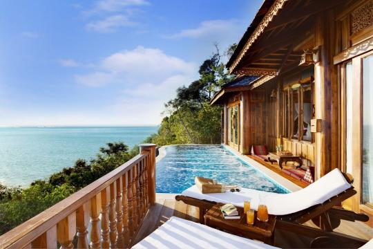 THHKTSANTH Santhiya Koh Yao Yai Resort & Spa OCEAN VIEW POOL