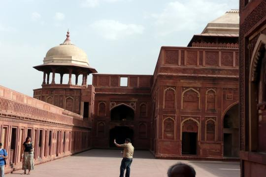 Indien1320 Indien Agra Rotes Fort 5