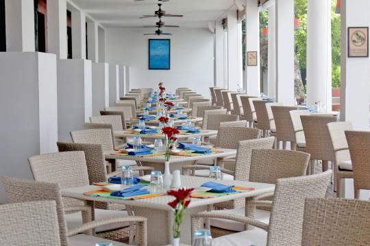 LKCMBFORTR The Fortress Resort DINING03