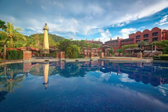 CRSJOSUENO Los Suenos Marriott Pool
