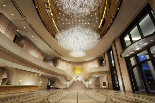 HKHKGHARBG Harbour Grand Hongkong Harbour Grand Hong Kong Lobby