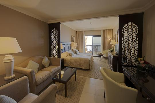 AEDXBIBERO Miramar Al Aqah Beach Resort by Iberotel Executive Room