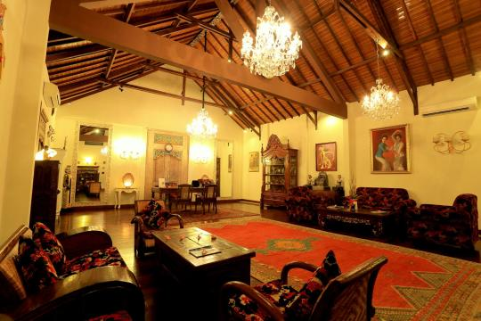IDAMIPURIM Puri Mas Boutique Resort & Spa Inside Lobby