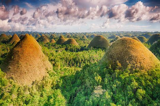 PH Philippinen Chocolate Hills