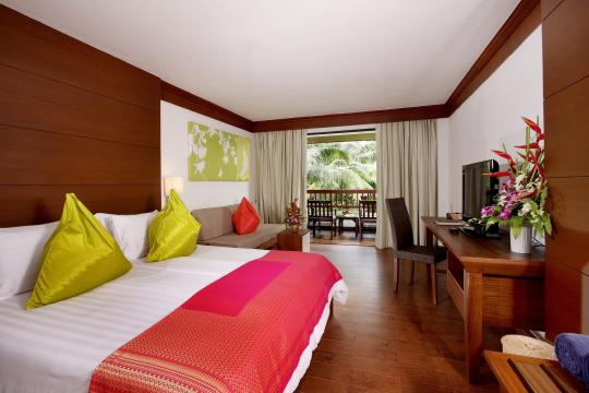 THHKTKAMAL Kamala Beach Resort 63 DeluxeRoom@BeachWing 06