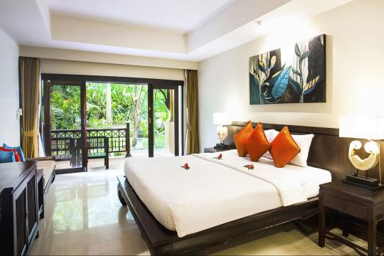 THUSMFAIRH Fair House Beach Resort Premier Room 6