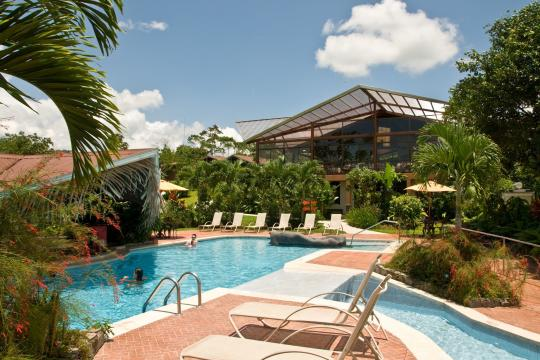 CRSJOARENA Arenal Springs Pool2