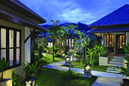 THUSMRUMMA Rummana Boutique Resort & Spa Villa bungalow