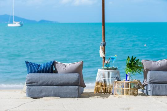 THUSMPEACE Peace Resort Samui Beach 6