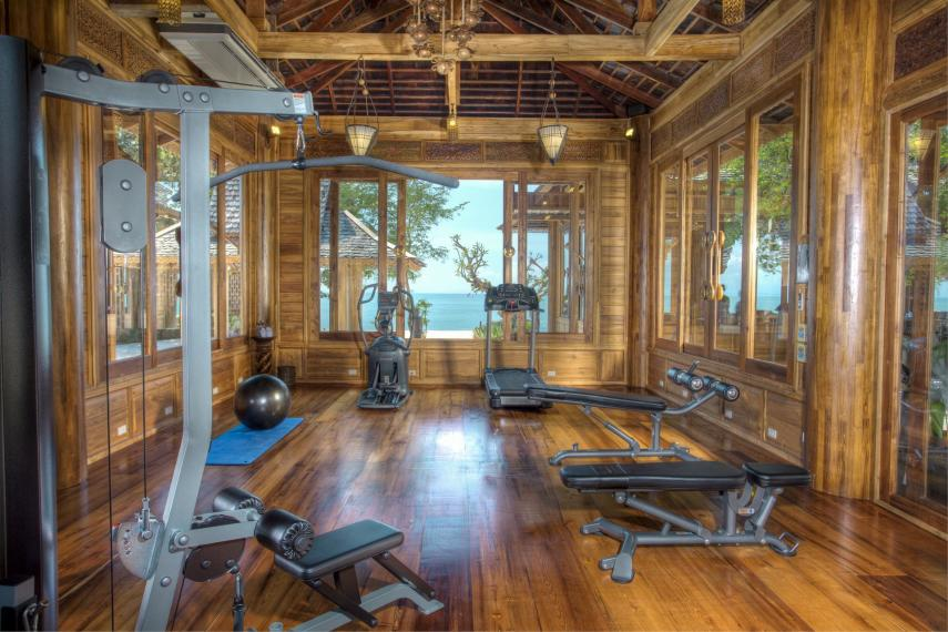 THHKTSANTH Santhiya Koh Yao Yai Resort & Spa Fitness