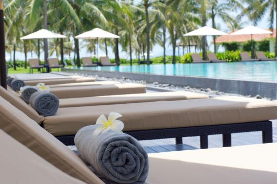 VNDADHOIA1 Hoi An Boutique Resort 26. Swimming Pool