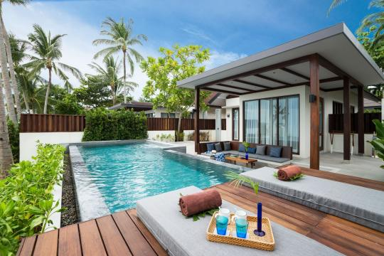 THUSMPEACE Peace Resort Samui BPV 7