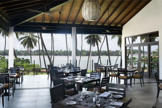 LKCMBAVANK Avani Kalutara Resort Mangroves Terrace Area