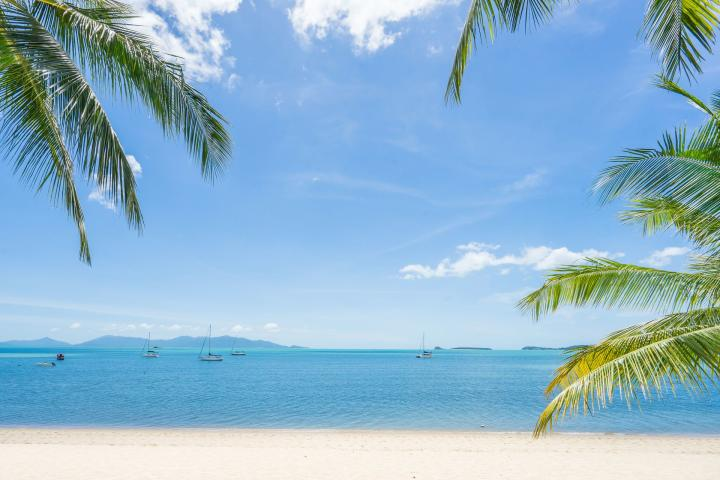 TH Thailand Koh Samui Beach 8
