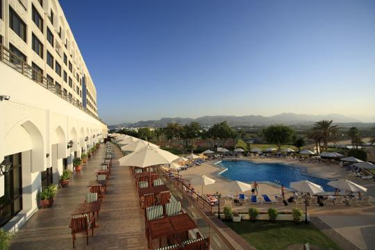 OMMCTCROWN Crowne Plaza Muscat Crowne Plaza 3574