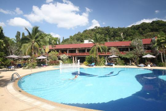 THKBVKRABI Krabi ResortSwimming Pool3