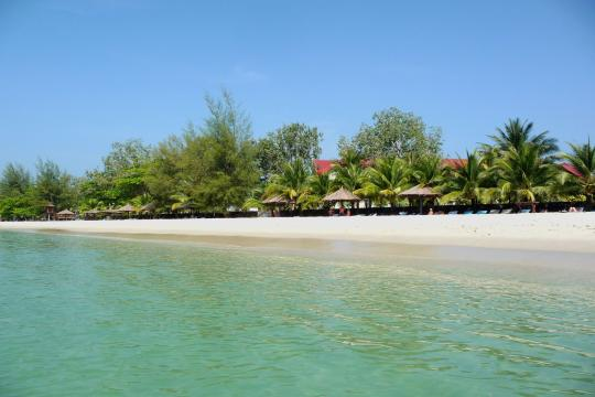 KHPNHSOKHA Sokha Beach Resort & Spa Sea View