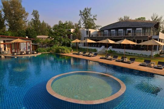 THKBVTWINL Twin Lotus Resort & Spa Pool 3