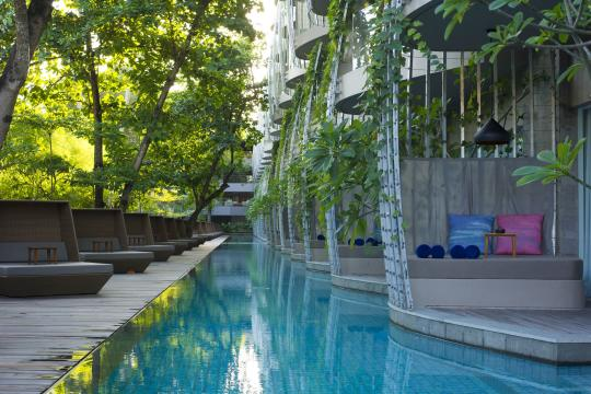 IDDPSMAYAS Maya Sanur Resort & Spa Lagoon Pool