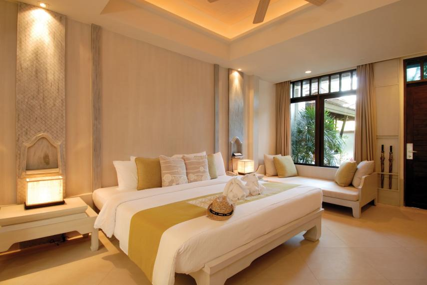 THUSMMELAT Melati Beach Resort & Spa Grand Deluxe (Bedroom Ground Floor)
