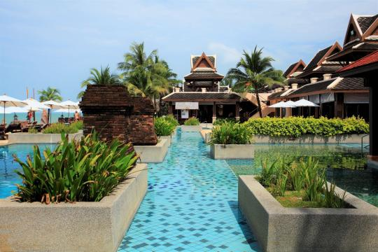 THHKTMUKDA Mukdara Beach Villa & Spa Beach Pool - 033