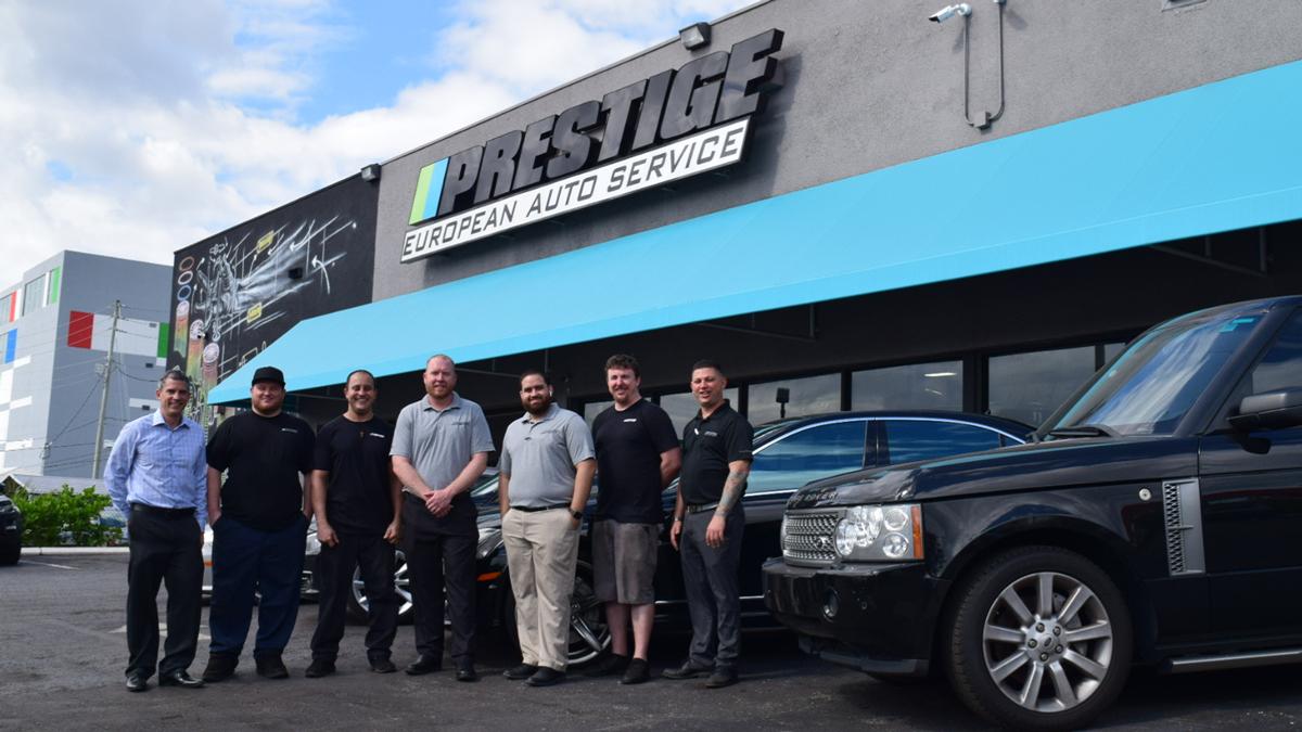 Tekmetric's Shop Spotlight: Prestige European Auto Service