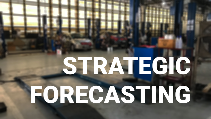 Auto Repair Strategic Forecasting