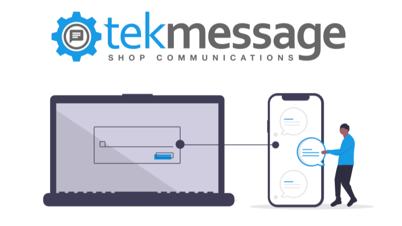 Tekmessage True Two-Way Texting