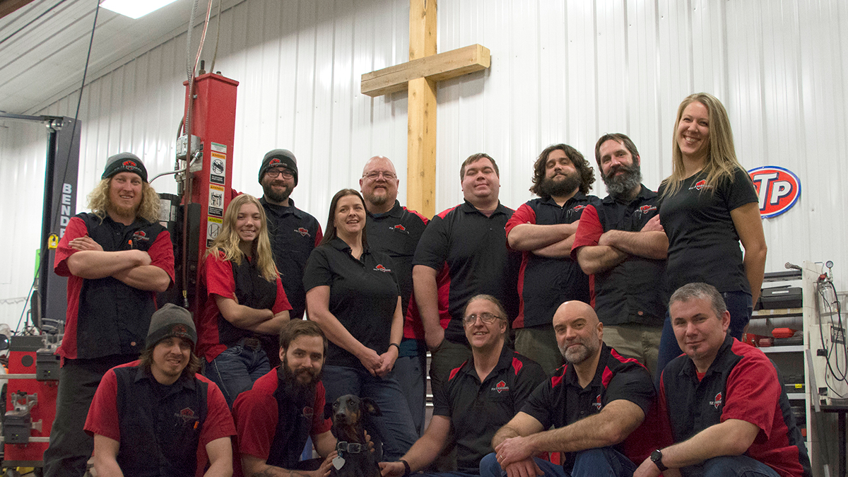 Tekmetric's Shop Spotlight: Fix It Forward Auto Care