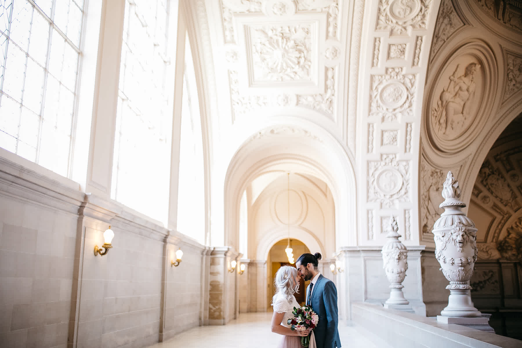 SF-city-hall-blush-skirt-elopement-73