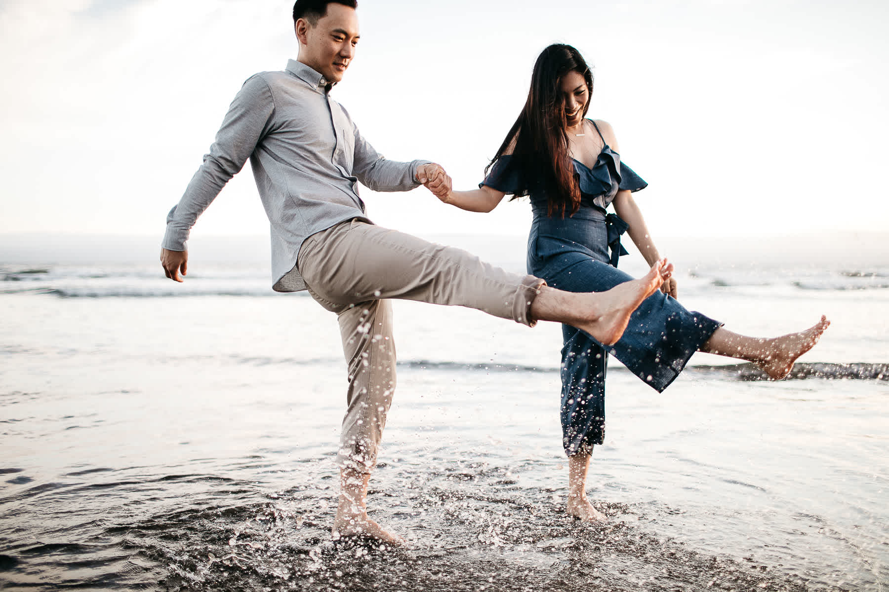 stinson-beach-muir-woods-sf-fun-quirky-engagement-session-25