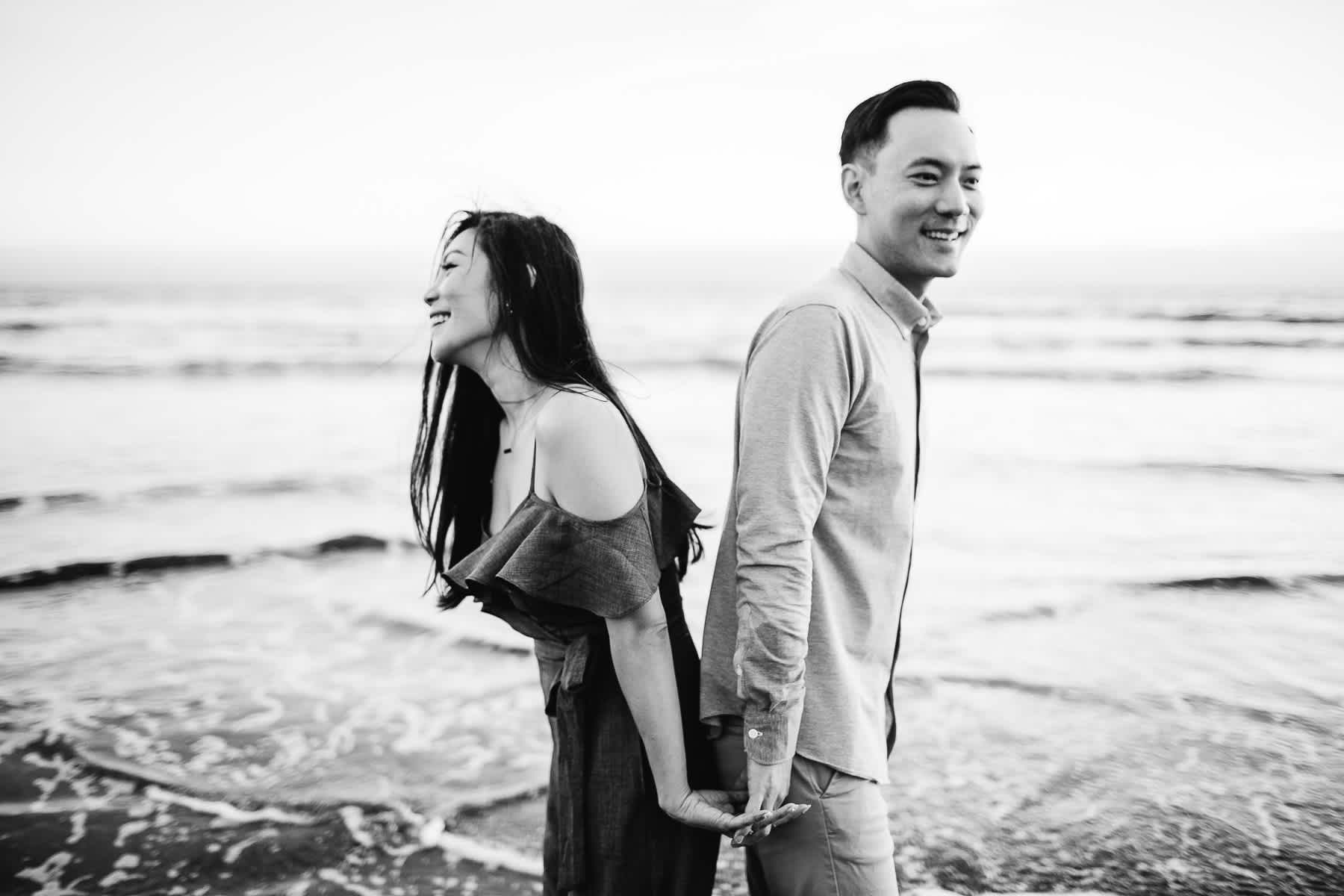 stinson-beach-muir-woods-sf-fun-quirky-engagement-session-48