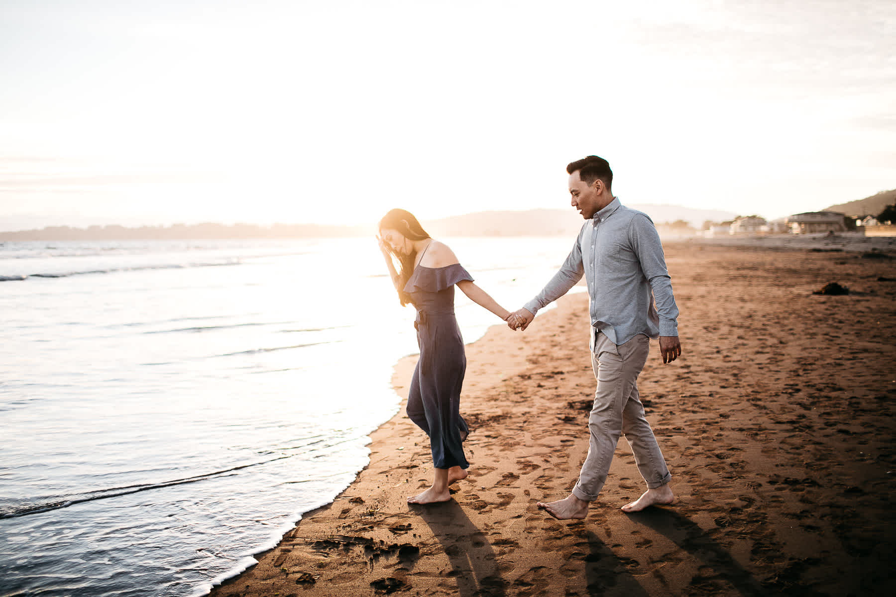 stinson-beach-muir-woods-sf-fun-quirky-engagement-session-18