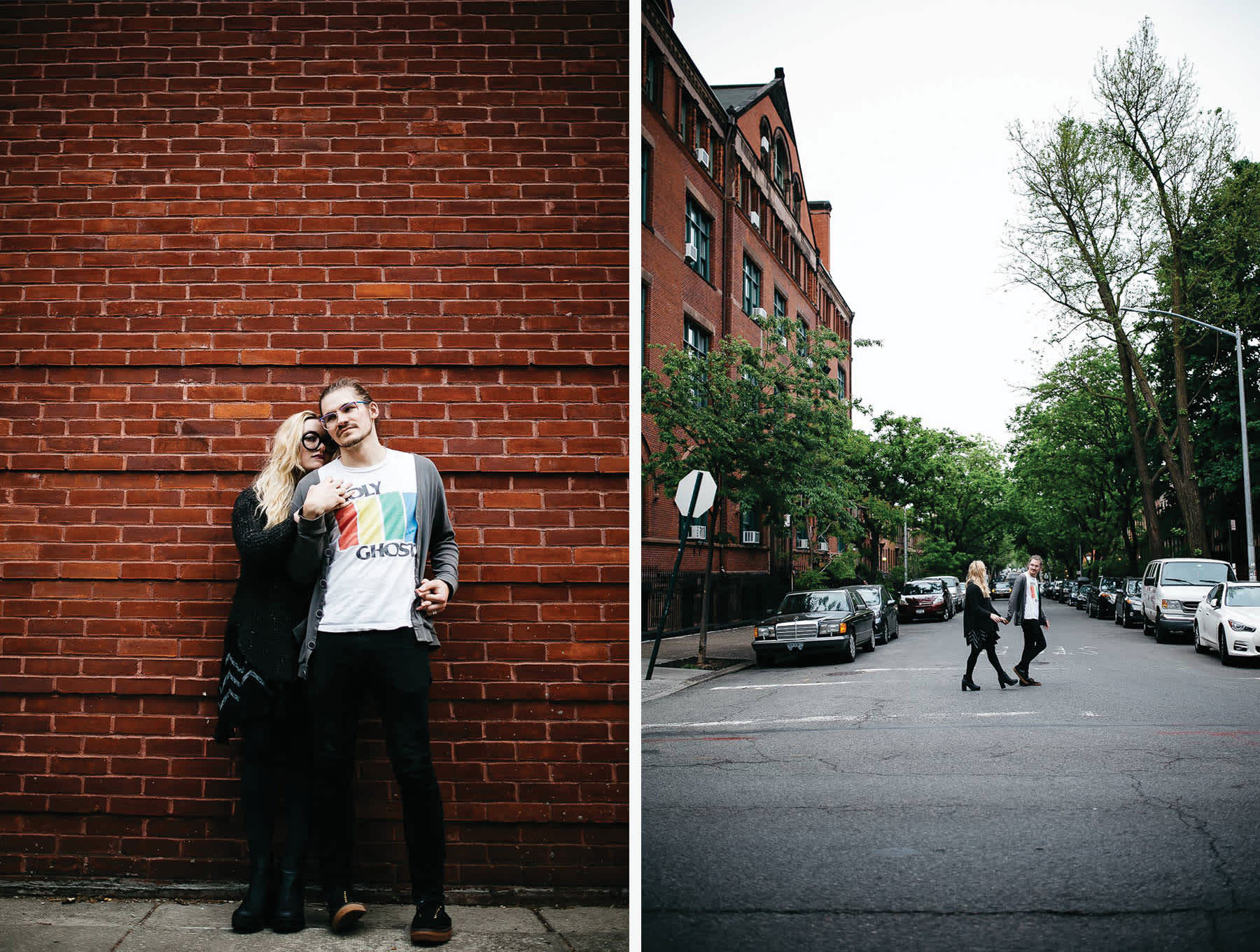 brooklyn-nyc-streets-rainy-lifestyle-couple-session