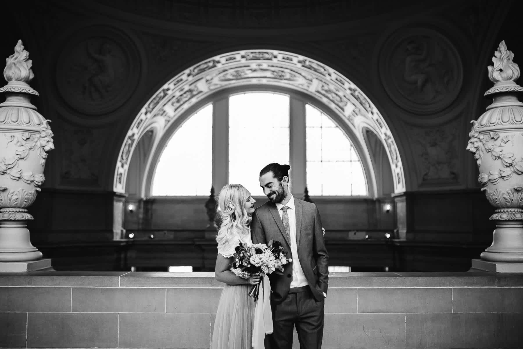 SF-city-hall-blush-skirt-elopement-51