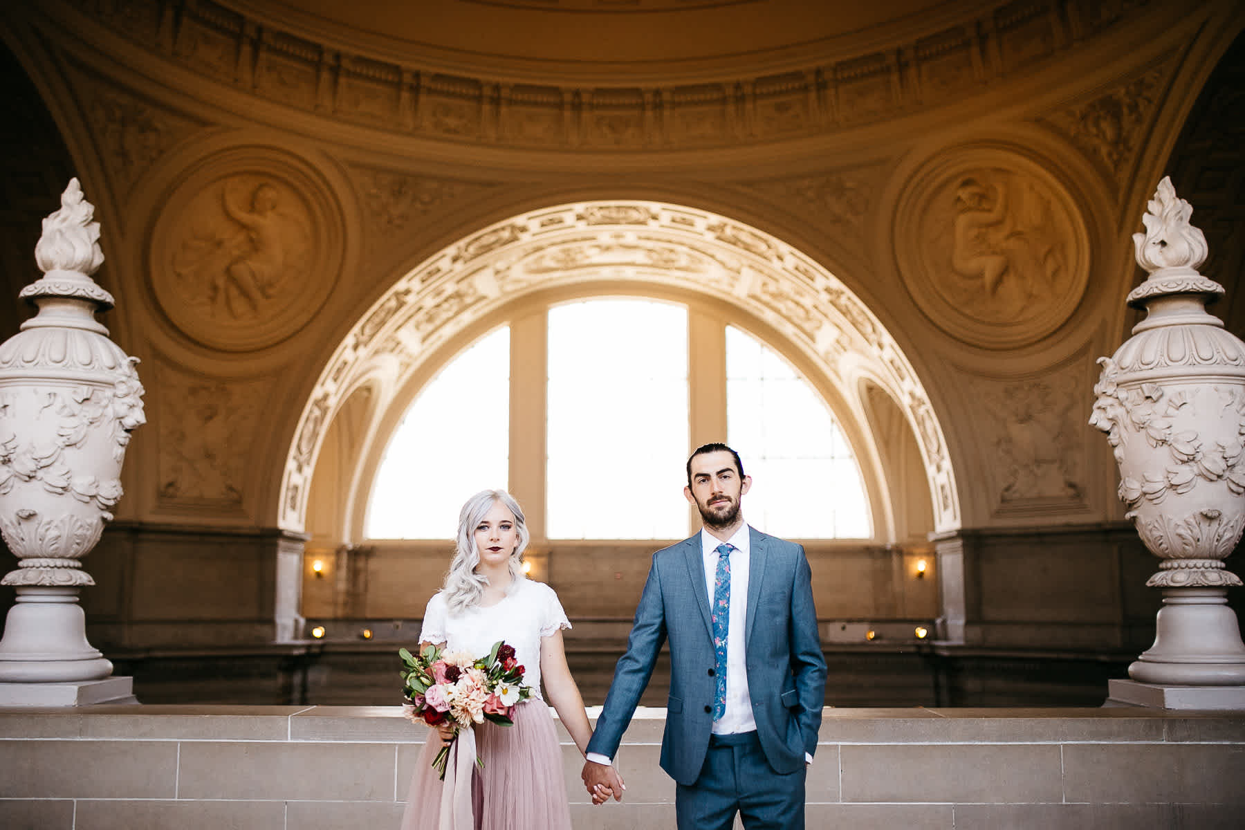 SF-city-hall-blush-skirt-elopement-48