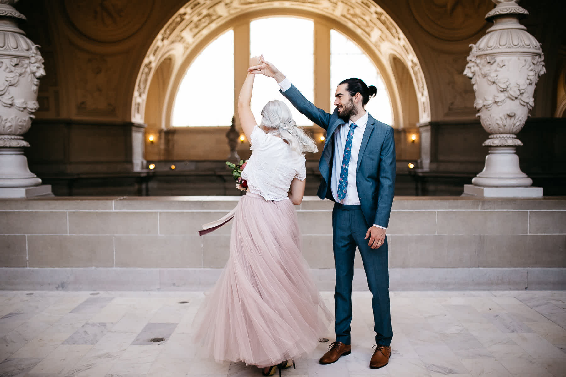 SF-city-hall-blush-skirt-elopement-37