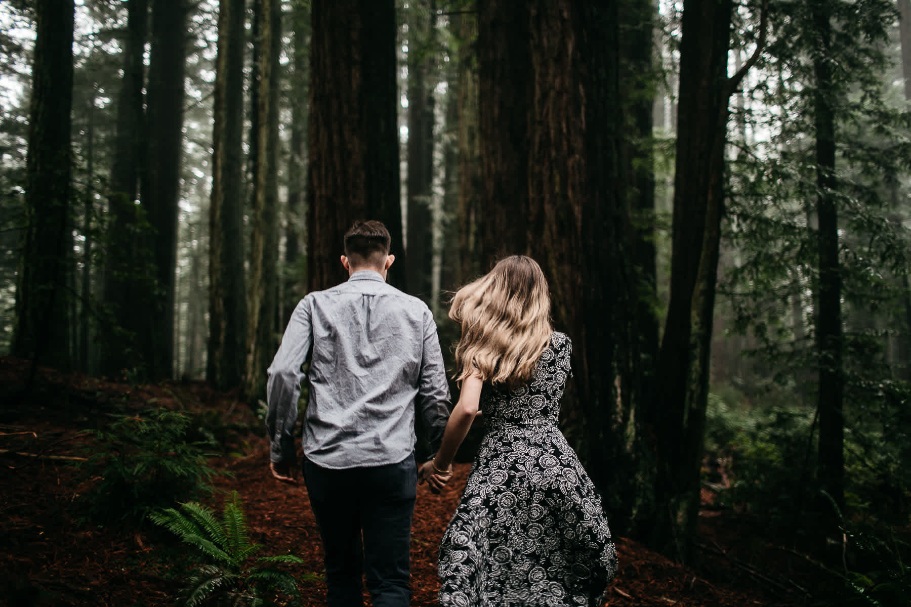 mt-tam-california-foggy-fall-engagement-hills-redwood-engagement-session-21