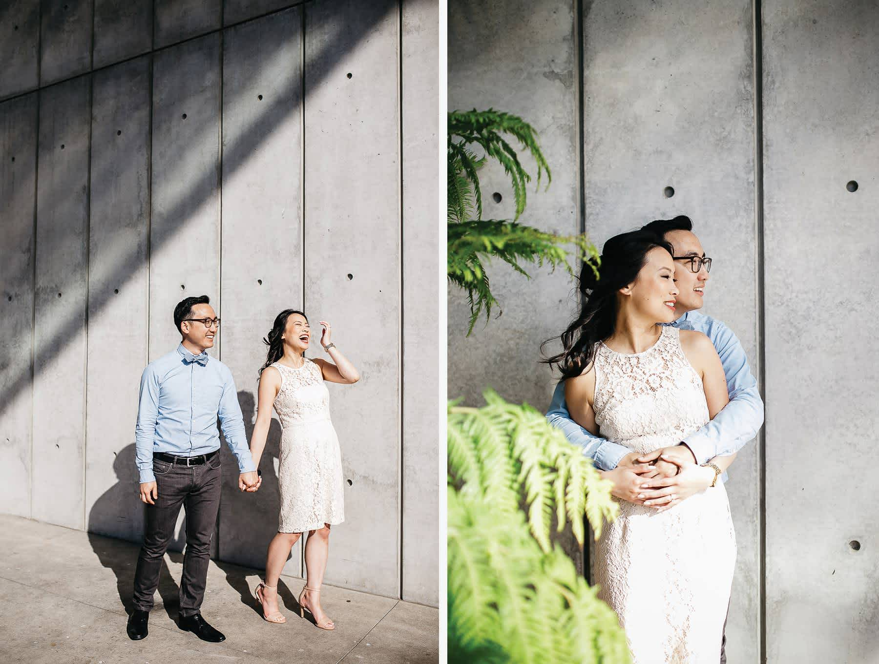 san-francisco-ca-lifestyle-engagement-session-academy-of-sciences