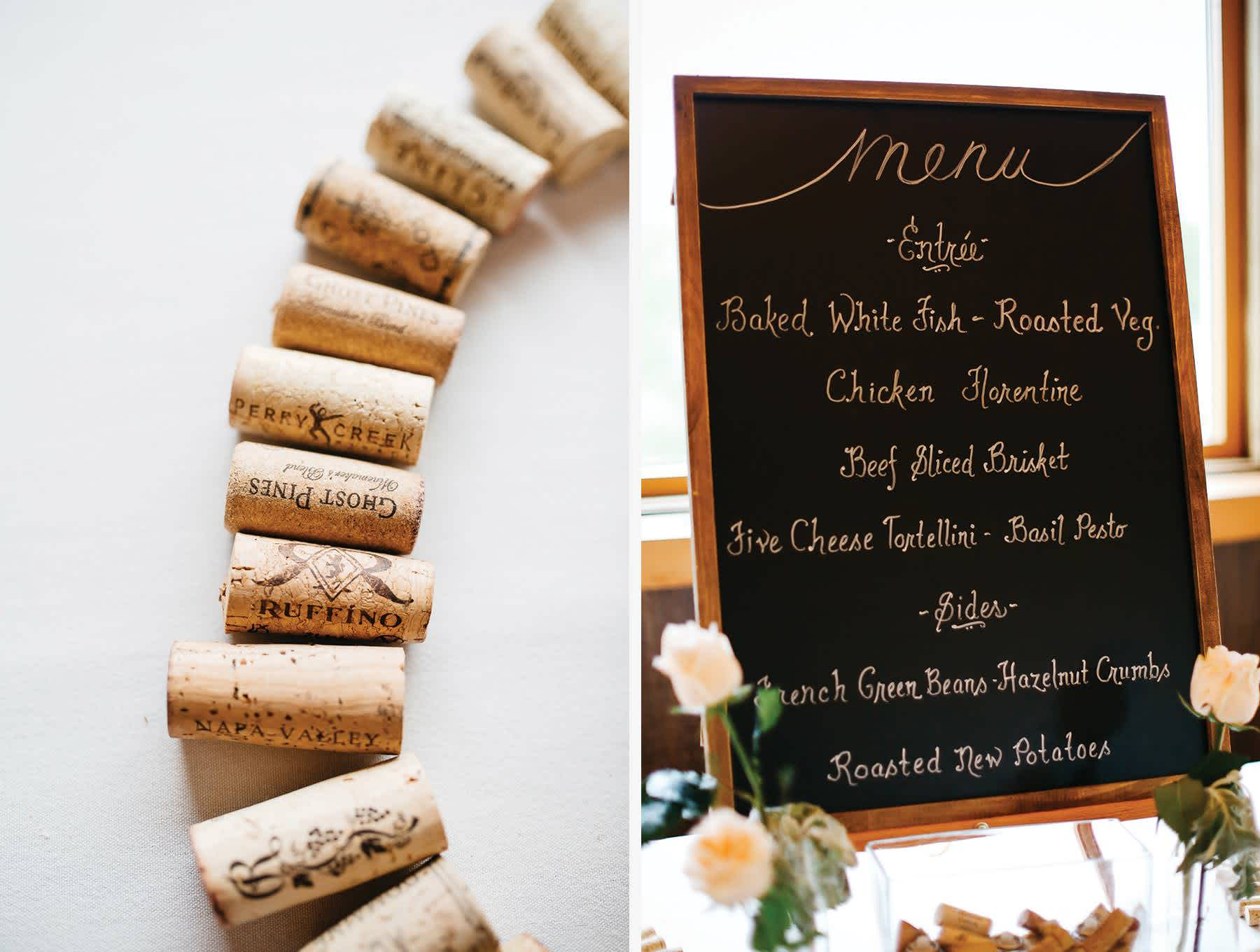 wedding-reception-menu-details-pa-rosebank-winery