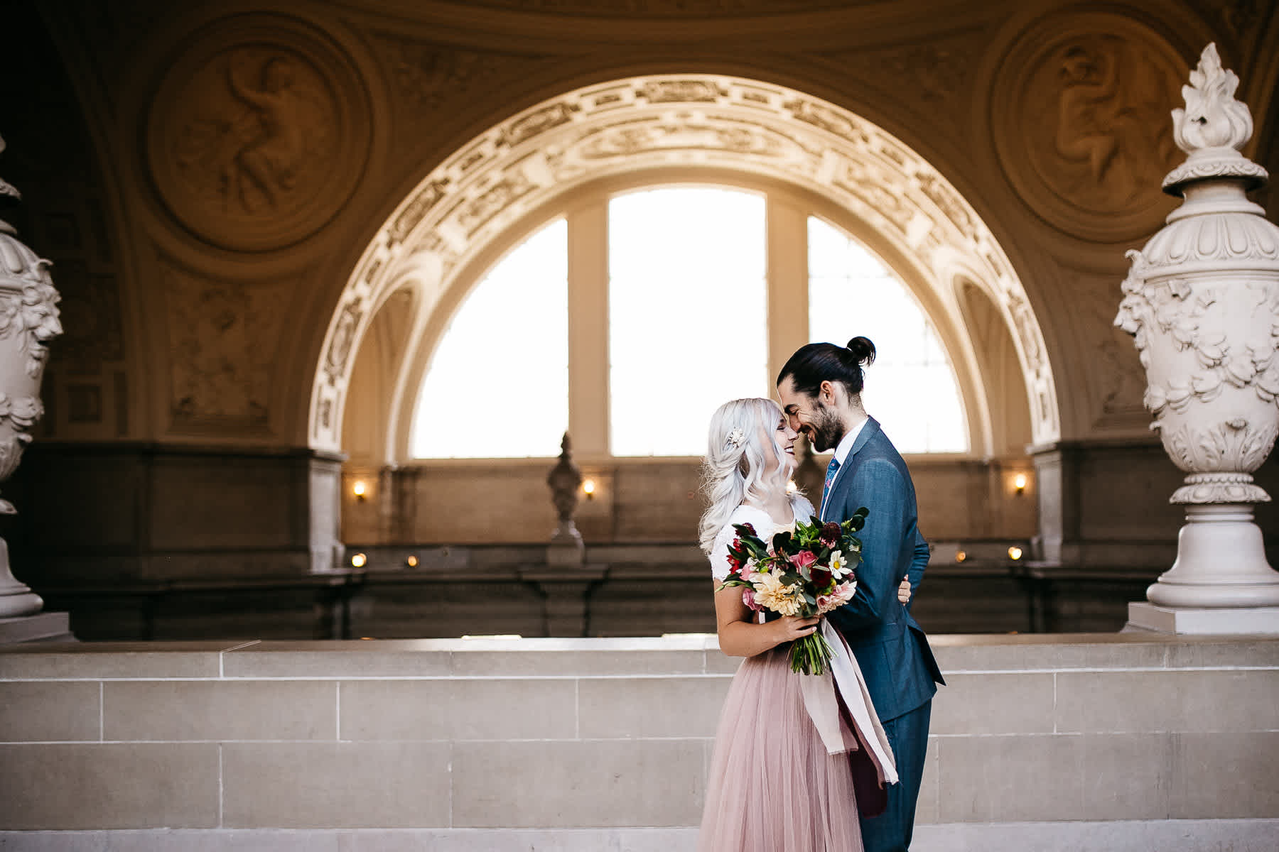 SF-city-hall-blush-skirt-elopement-38