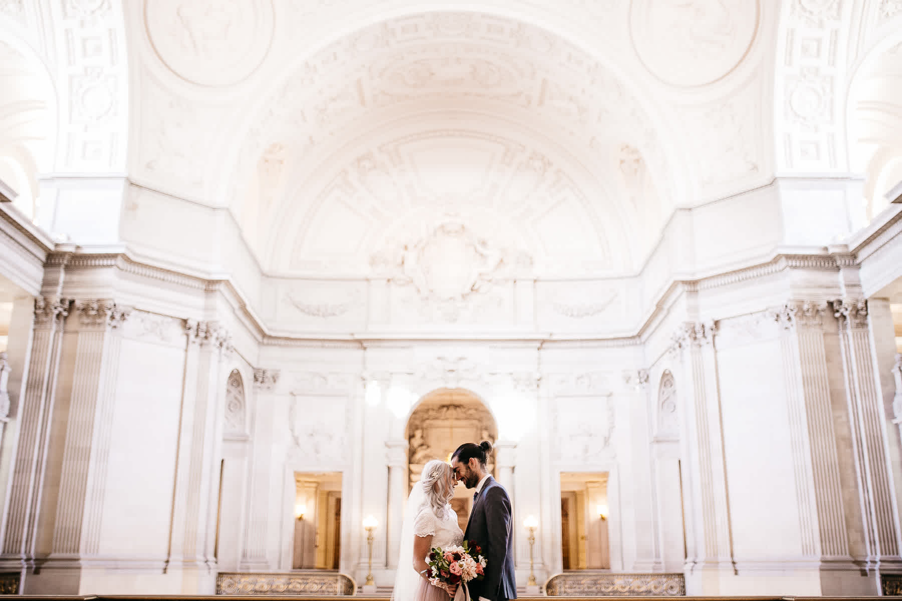 SF-city-hall-blush-skirt-elopement-12