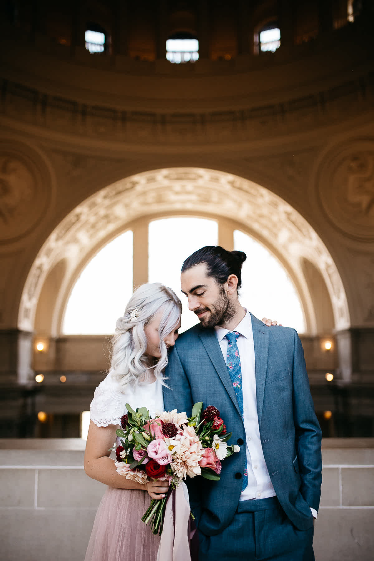SF-city-hall-blush-skirt-elopement-49-1