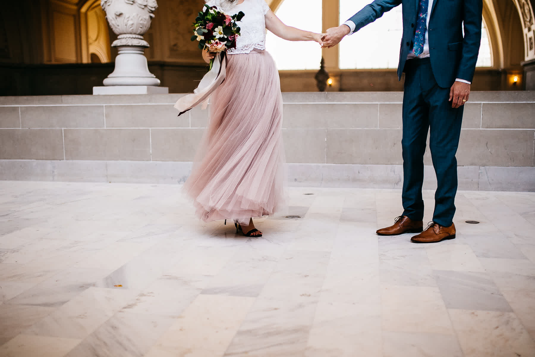SF-city-hall-blush-skirt-elopement-35