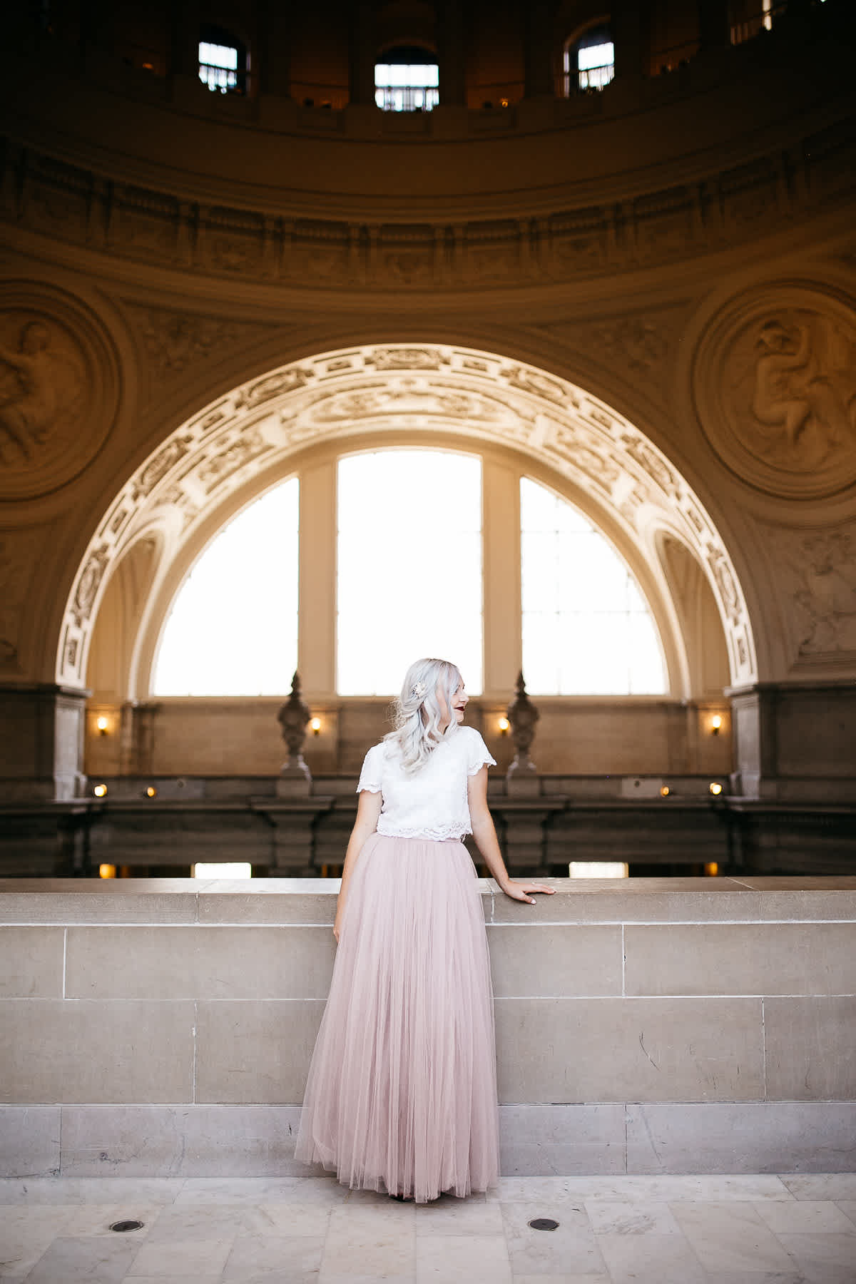 SF-city-hall-blush-skirt-elopement-56