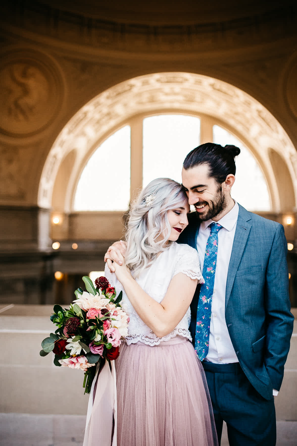 SF-city-hall-blush-skirt-elopement-30