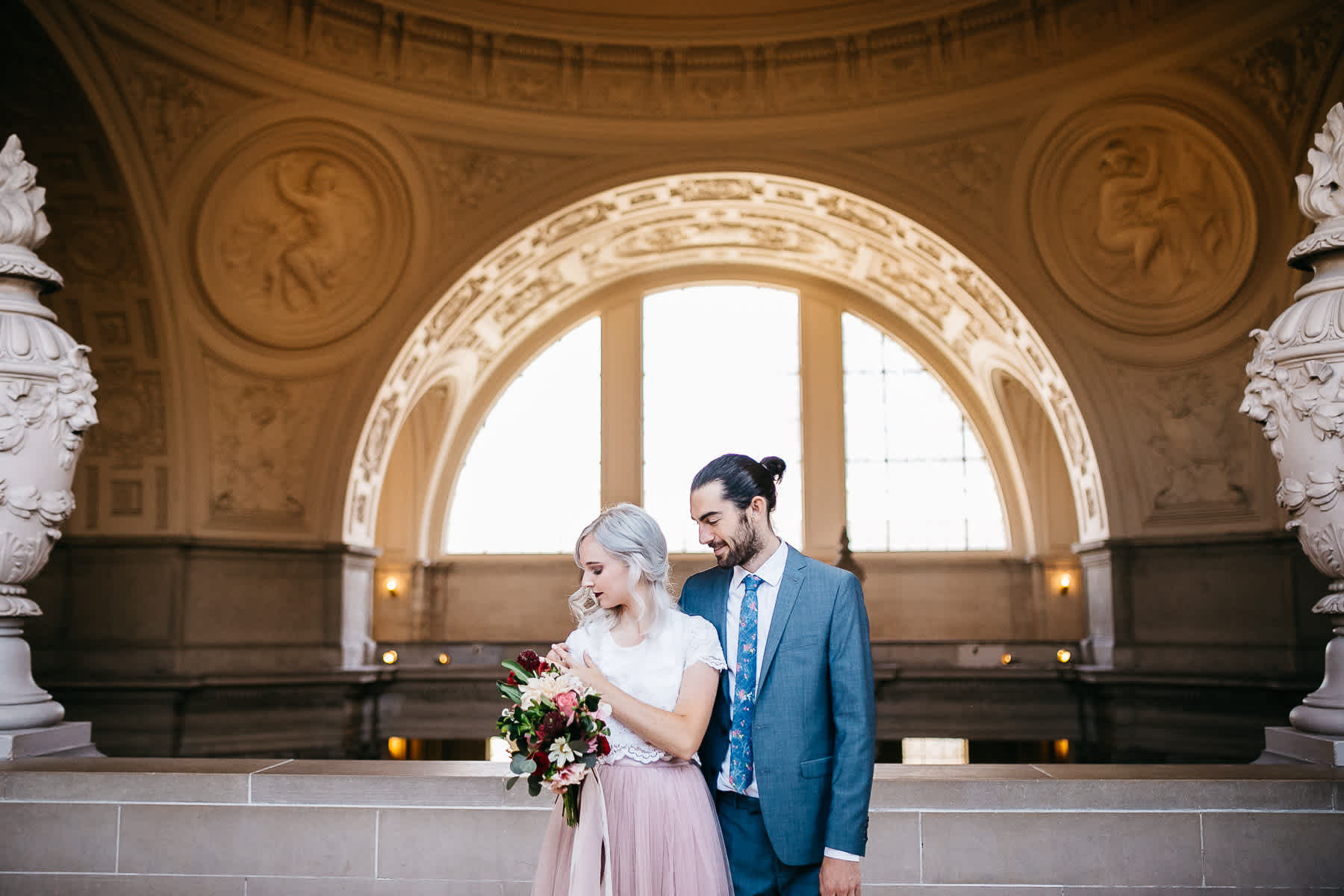 SF-city-hall-blush-skirt-elopement-29