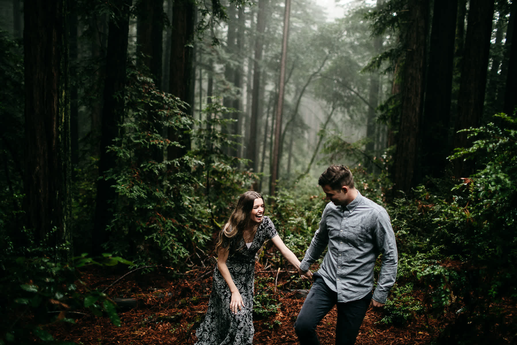 mt-tam-california-foggy-fall-engagement-hills-redwood-engagement-session-18